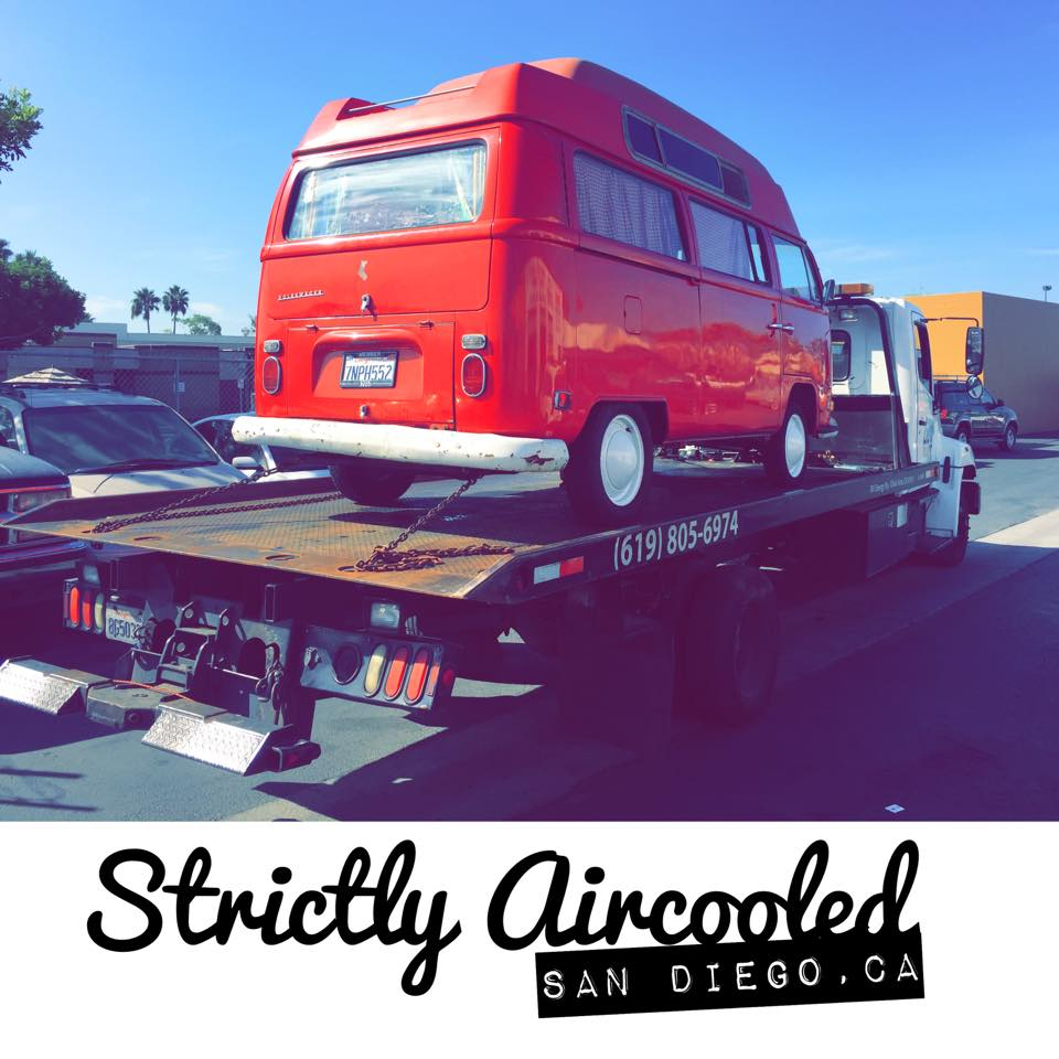 Strictly AIrcooled San Diego